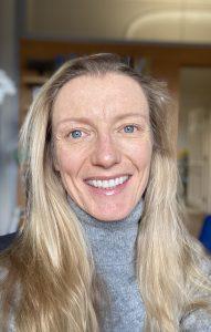 Photograph of Dr Cumisky